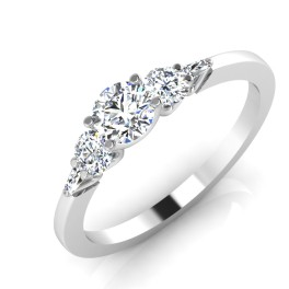 The Wedlock Solitaire Ring