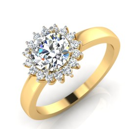 The Eternal Love Solitaire Ring
