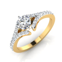 The Nuptials Solitaire Ring