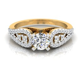 The Betrothed Solitaire Ring