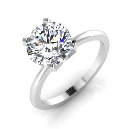 The Jayden Solitaire Ring