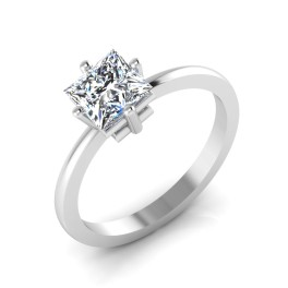 The Irene Solitaire Ring