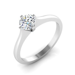 The Aiko Solitaire Ring
