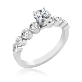 The Isra Solitaire Ring