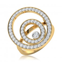 The Kerena Diamond Ring
