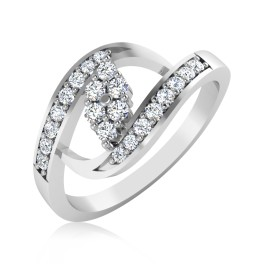 The Purette Diamond Ring