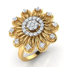 The Genny Diamond Ring