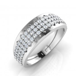 The Sukmani Silver Ring