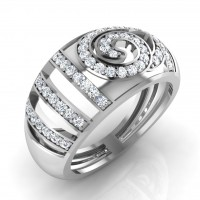The Capicarnia Silver Ring