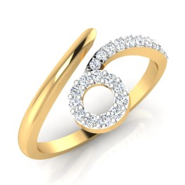 The Disha Diamond Ring
