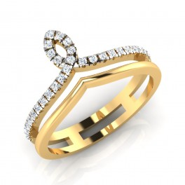 The Eva Diamond Ring