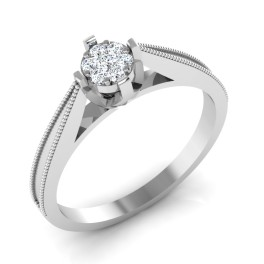 The Marilla Diamond Ring