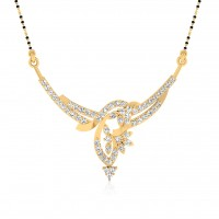 The Naomi Diamond Mangalsutra