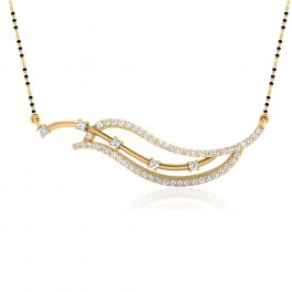 The Nalini Diamond Mangalsutra