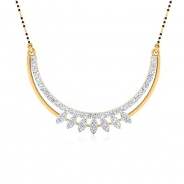 The Rathina Diamond Mangalsutra