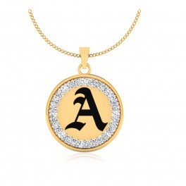 The Radiant A Pendant