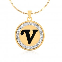 The Radiant V Pendant