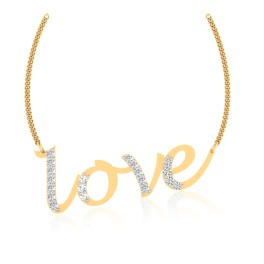 The Endearnment Gold Pendant