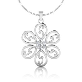 The Tradional Silver Pendant