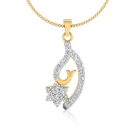 The Aasta Diamond Pendant