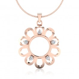 The Alinia Diamond Pendant