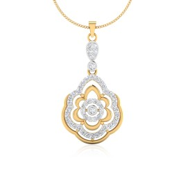 The Quanty Diamond Pendant