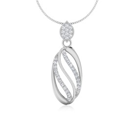 The Ravish Silver Pendant