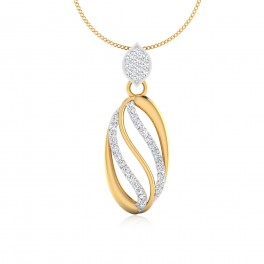 The Ravish Diamond Pendant