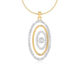 The Peora Diamond Pendant