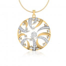 The Valentine Diamond Pendant