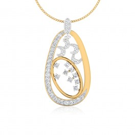 The Aarav Diamond Pendant
