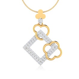 The Opera Diamond Pendant