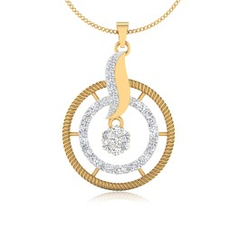 The Vareity Diamond Pendant