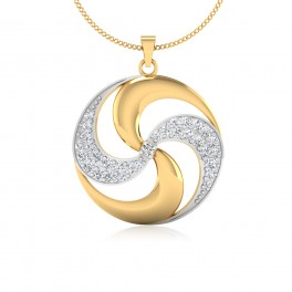 The Disiby Diamond Pendant