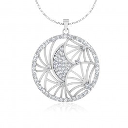 The Dimri Silver Pendant