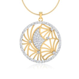 The Dimri Diamond Pendant
