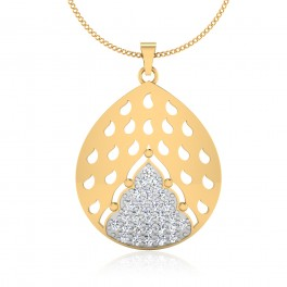 The Tripti Diamond Pendant