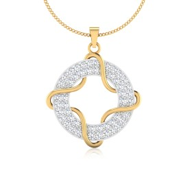 The Mas Malo Diamond Pendant