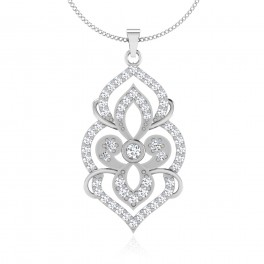 The Melody Silver Pendant