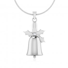 The Bell Silver Pendant