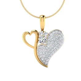 The Nivritti Solitaire Pendant