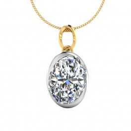 The Yana Solitaire Pendant