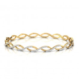 The Jacky Diamond Bangle