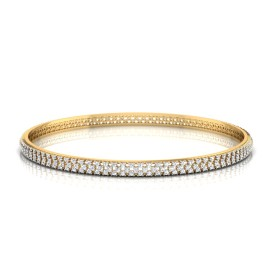 The Lavanya Diamond Bangle