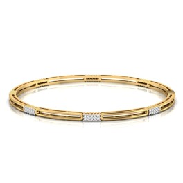The Ravish Diamond Bangle