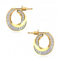 The Aasta Diamond Hoops