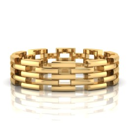 The Cartier Gold Band