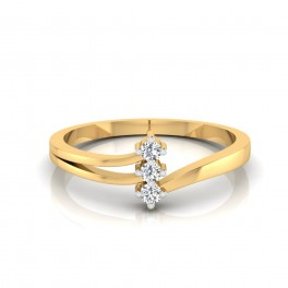 The Norma Diamond Ring