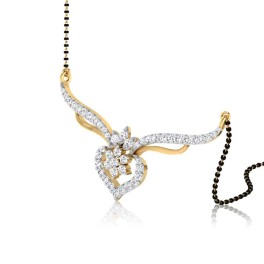 The Royal Gold Mangalsutra