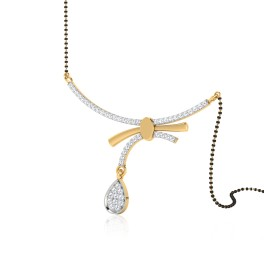 The Wonderful Diamond Mangalsutra